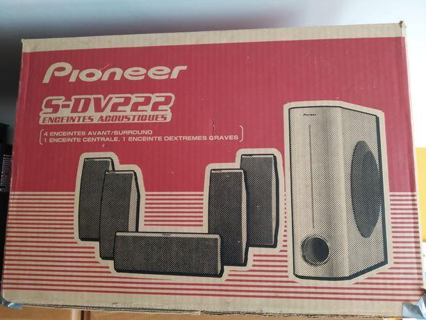 Zestaw kina domowego Pioneer S-DV222