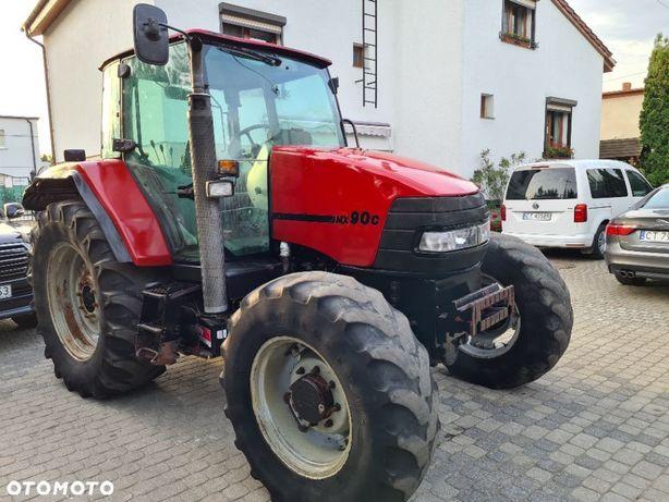 Case IH MX90C Import Oryginał Klimatyzacja  Ciągnik rolniczy traktor