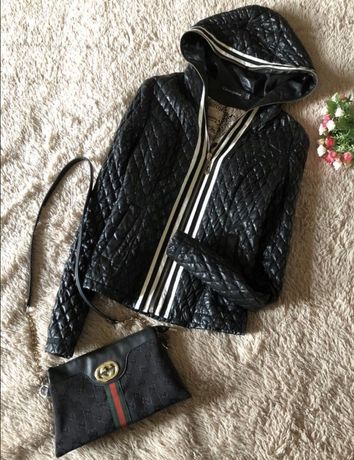 Куртка Classic fashion кожаная