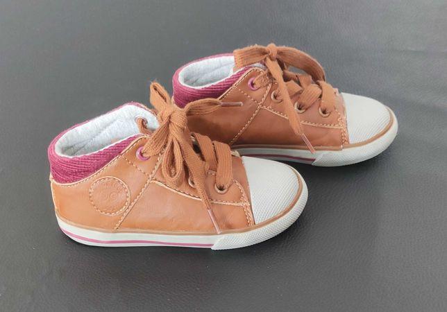 Buty tenisówki trampki półbuty Chicco rozm.23