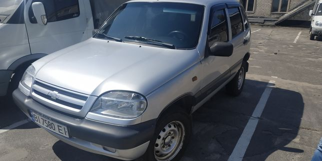 Niva Chevrolet 2008