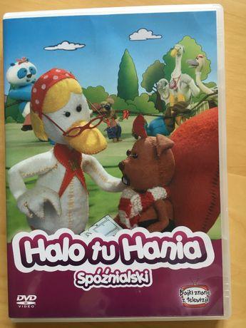 """Halo tu Hania. """"Spóźnialski"""" film DVD"""