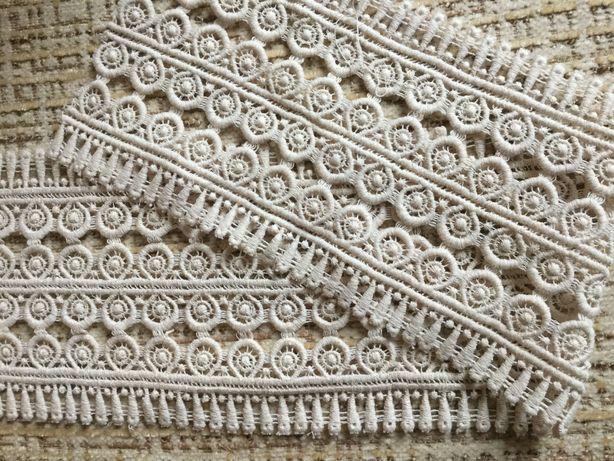 Кружево для шитья, текстиль недорого