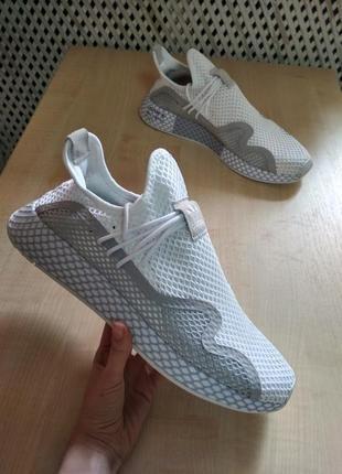 Кроссовки adidas deerup s white grey (db2684) оригинал