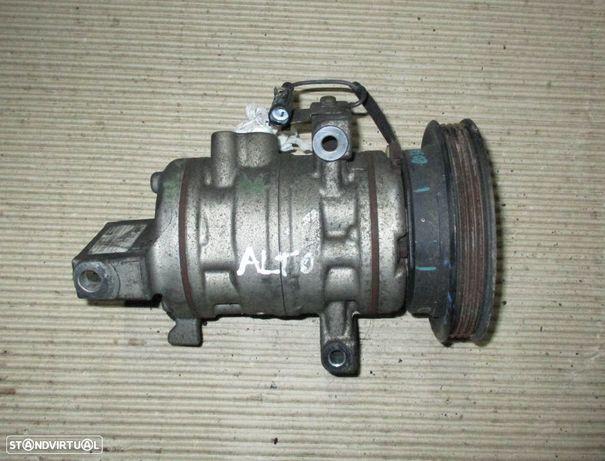 Compressor de ac para Suzuki Alto 1.0 gasolina (2010) 10SA13 447280-0490