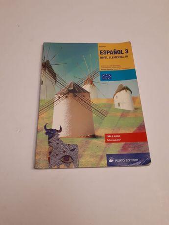 Manual espanhol || 9 ano || Nível Elementar III || Portes GRÁTIS
