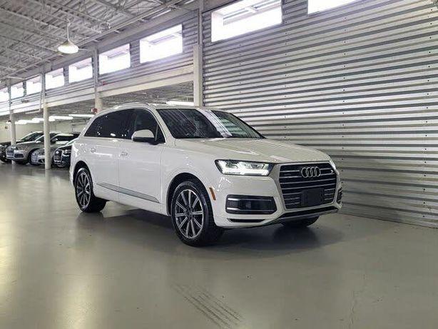 Audi Q7 3.0T quattro Premium Plus AWD