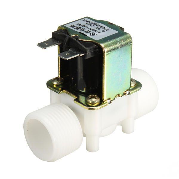 Válvula eléctrica água bomba electroválvula
