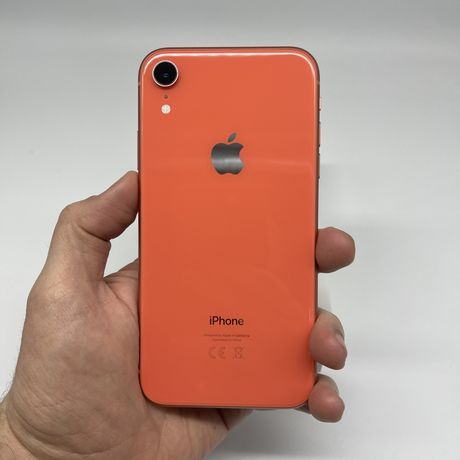 IPhone XR 128 coral