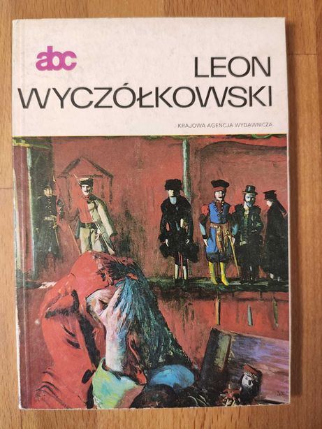 abc Leon Wyczółkowski - Krajowa Agencja Wydawnicza,rok 1987