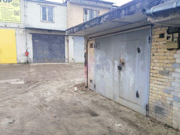 Капитальный гараж ГСК Водник-2 Оболонский р-н, минский массив