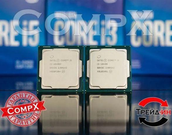 10-Gen! процессор Intel Core i5 10400F (11400, 10100F, 10600KF) CompX!
