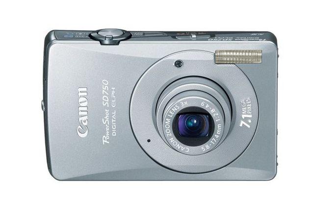 Продаю фотоаппарат Canon PowerShot SD 750