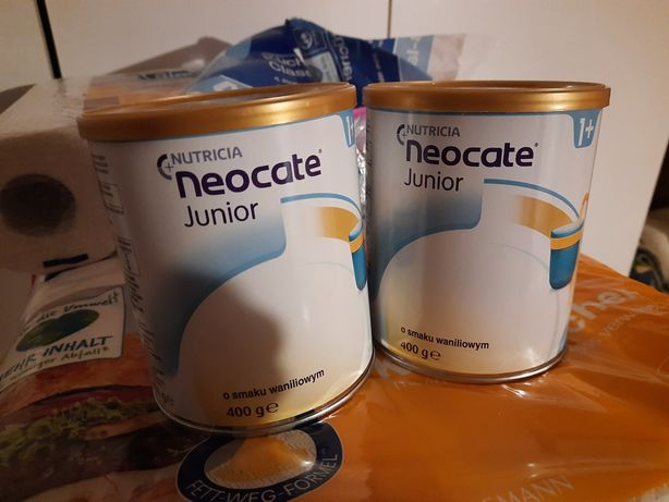 Neocate junior smak waniliowy