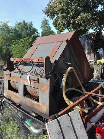 Łyżka szufla hydrauliczna kontener koleba hydrauliczna wanna pojemnik