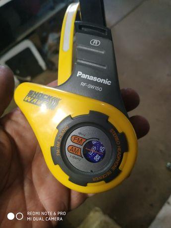 Продам радионаушники Панасоник RF-SW150