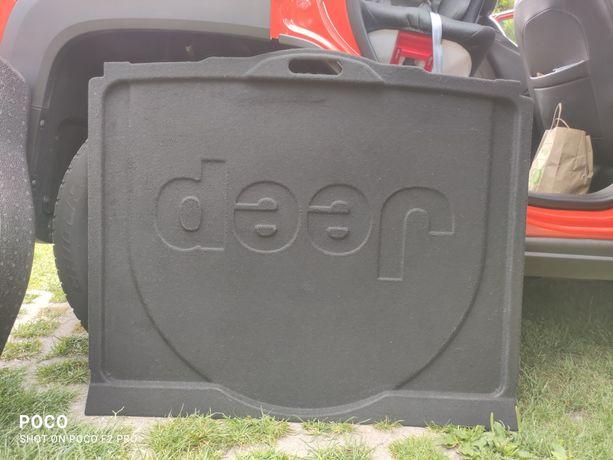 Podłoga mata półka bagażnika Jeep Renegade