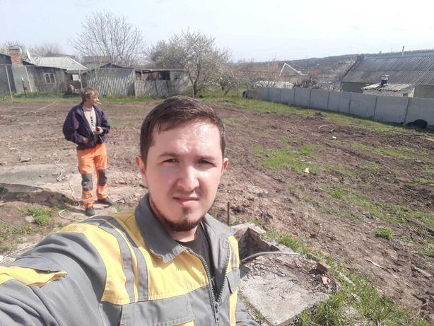Днепр, сварочные работы, сварщик, бетонные работы, монтаж, забор и тд.