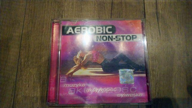 Aerobic non stop. Plyta cd.