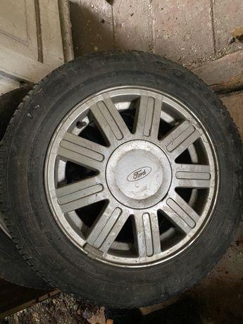 "Felgi aluminiowe ford fiesta 4x108 14"""