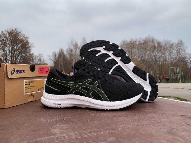 Мужские беговые кроссовки Asics Gel-Contend 7 (2 цвета) ОРИГИНАЛ