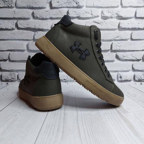 Зимние ботинки Under Armour