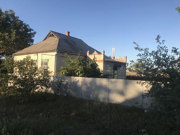 Продам Дом 90кв.м, с.Котовка, с большим участком земли.