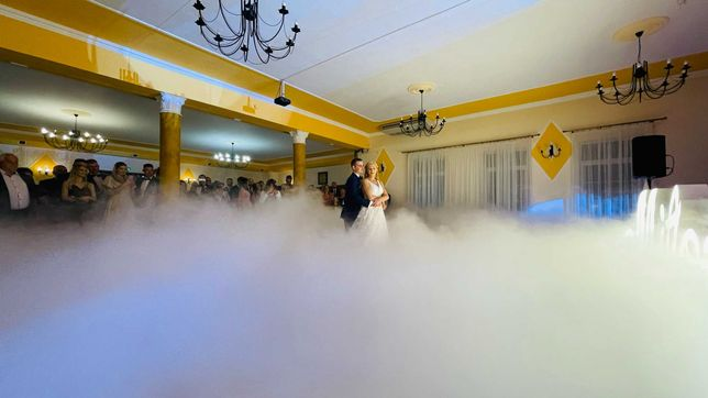 Ciężki dym Taniec w chmurach Czernikowo