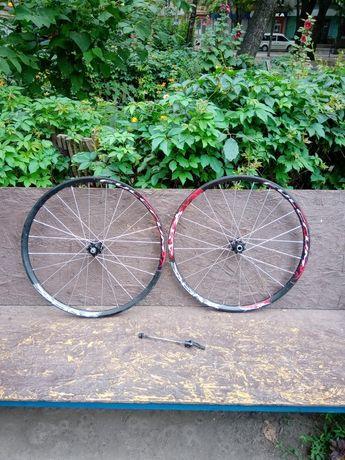 Продам пару топовых колес на 26 Fulcrum Red Zone XLR disc 6bolts