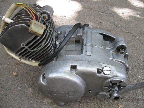 Двигатель v-50 мопед карпаты перебран рабочий