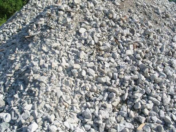 Tanio Gruz betonowy 0-80 Kamień Kruszywo Skawina Mogilany Wieliczka