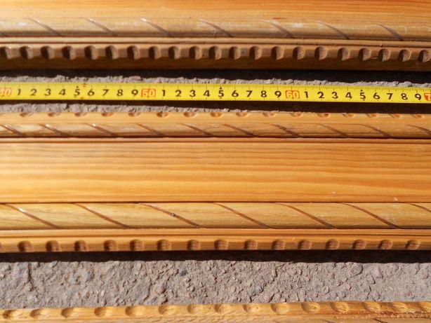 Наличник резной деревянный, багет, обрамление