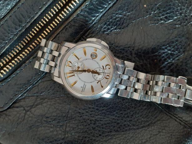 Продам часы хроногроф Candino оригинальные швейцарские