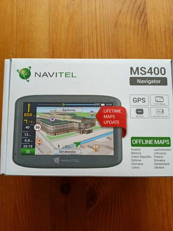 Nawigacja Navitel MS 400