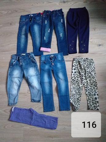 Zestaw spodni dla dziewczynki