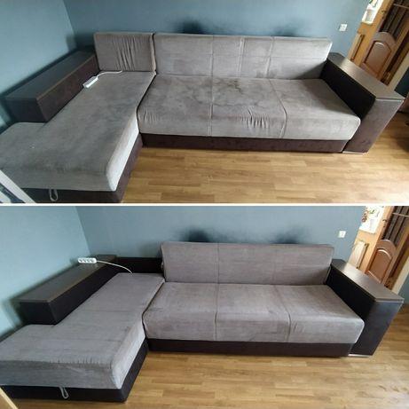 Хімчистка диванів на дому
