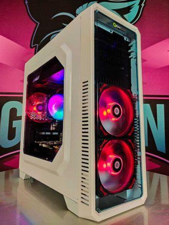 Игровой компьютер пк для дома учебы работы I3 6100 8 гб DDR4