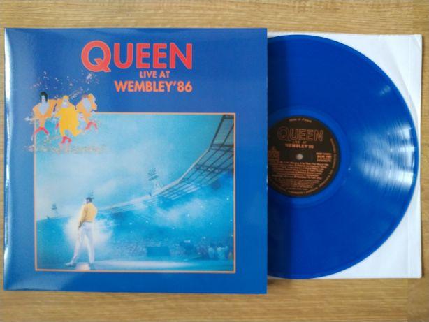 Płyty winylowe Queen Live at Wembley' 86. 2 x lp gatefold.