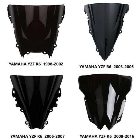 Szyba Nowa YAMAHA YZF R6 1998r-2016r