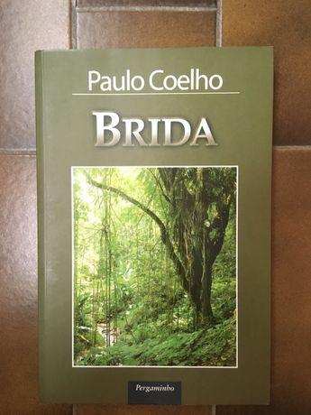 Livro 'Brida' de Paulo Coelho