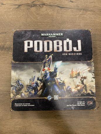 Warhammer Podbój gra planszowa gry planszowe gra karciana wymienię