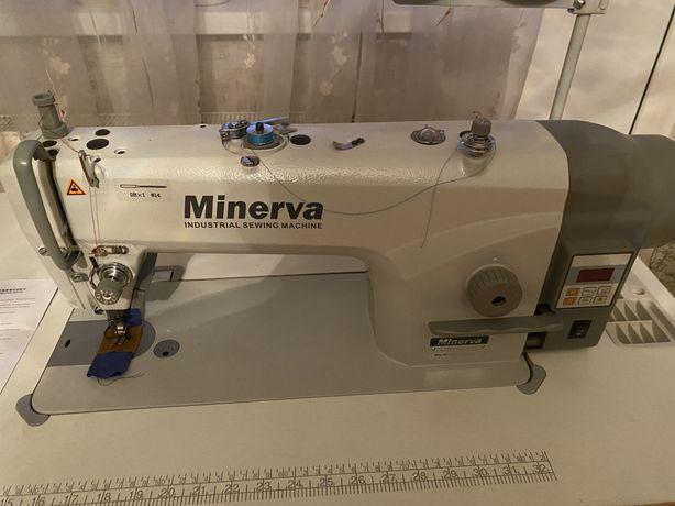 Швейная машинка minerva m5550-jde