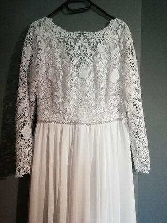 Suknia ślubna 4042