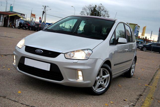 Ford C-MAX 1,8 benzyna// Serwisowany// Zamiana// Panorama//LIFT***