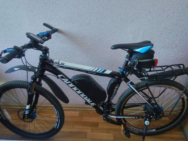 "Велосипед Cannondale Trail SL5 21"" !!! ЭЛЕКТРОВЕЛОСИПЕД !!!"