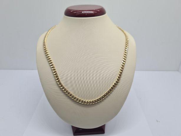 Złoty łańcuszek gruby 585