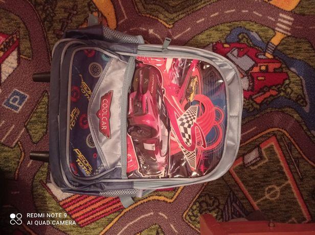 Рюкзак чемодан для мальчика