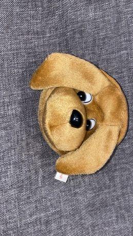 Carteira de cão com portachave