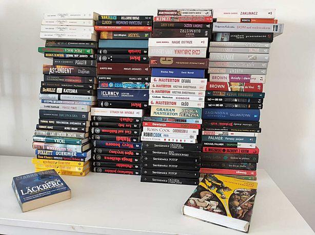 Kolekcja książek-możliwość kupna osobno