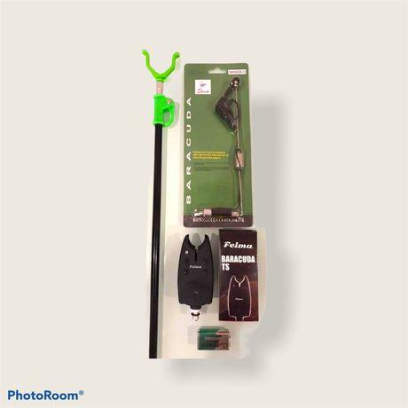 Сигнализатор поклевки, свингер подставка для удочек +Подарок!
